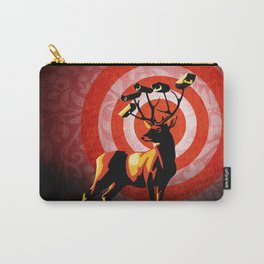 Deer Target Carry-All Pouch