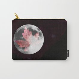 Leaf Raker's moon Carry-All Pouch