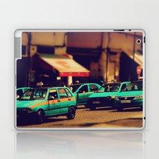 Moroccan taxi Laptop & iPad Skin