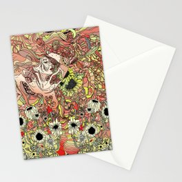 Comes in Three Stationery Cards