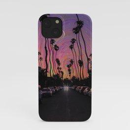LA Vibes iPhone Case
