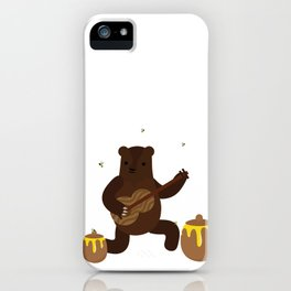 Jams and Honey iPhone Case