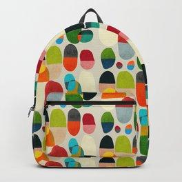 Jagged little pills Backpack