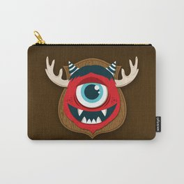 Monster Trophy  Carry-All Pouch