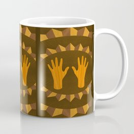 The ASL Marquetry - (ASL Marquetry Series) Coffee Mug