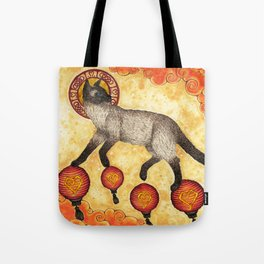 Farewell / Abschied Tote Bag