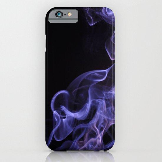 veil of smoke iPhone & iPod Case