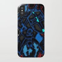 knight iPhone & iPod Cases featuring Knight by Dmarmol