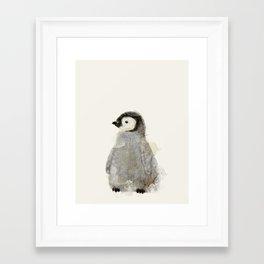 little penguin Framed Art Print