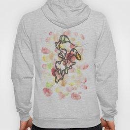 Scandi Micron Art Design | 170808 Micron Watercolour 3 Hoody