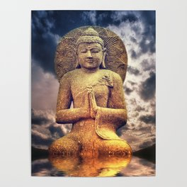 The Buddha Poster