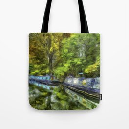 Little Venice London Art Tote Bag