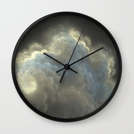 WeatherMachine Wall Clock