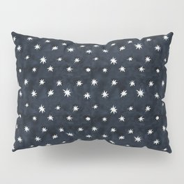 Midnight Starlet Pillow Sham