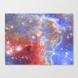 Star Factory Canvas Print