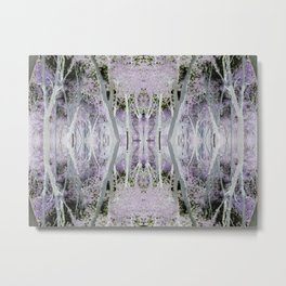 A Grove of Madrones reflection Metal Print