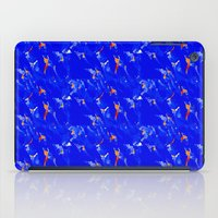 surfing iPad Cases featuring Surfing by Art-Motiva