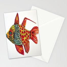 Pajama cardinalfish Stationery Cards