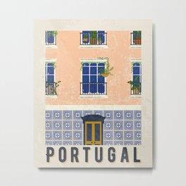 Portugal - Lisboa Metal Print