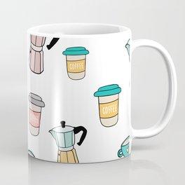 Moka espresso coffee pot Coffee Mug