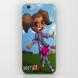 KATSVILLE  iPhone Skin
