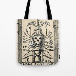Sun dials and roses of yesterday Tote Bag