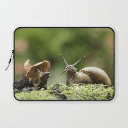 Wifi Snail Laptop Sleeve
