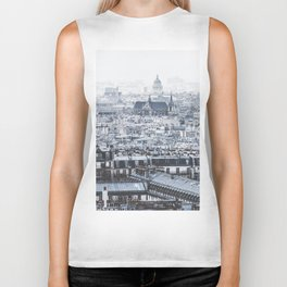 Rooftops - Architecture, Photography Biker Tank