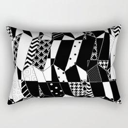 Block Party Rectangular Pillow