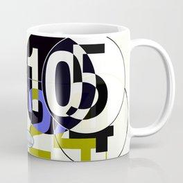 SRC Preparatins Race Numbers Two Coffee Mug