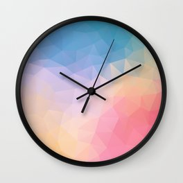 """Make a wish"" Wall Clock"