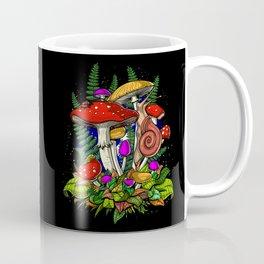 Forest Magic Mushrooms Coffee Mug