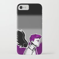 asexual iPhone & iPod Cases featuring Asexual Cas by Dreki