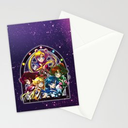 Sailor Moon S (Universe edit.) Stationery Cards