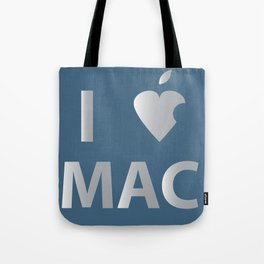 I heart Mac Tote Bag