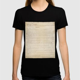 Constitution of the United States T-shirt