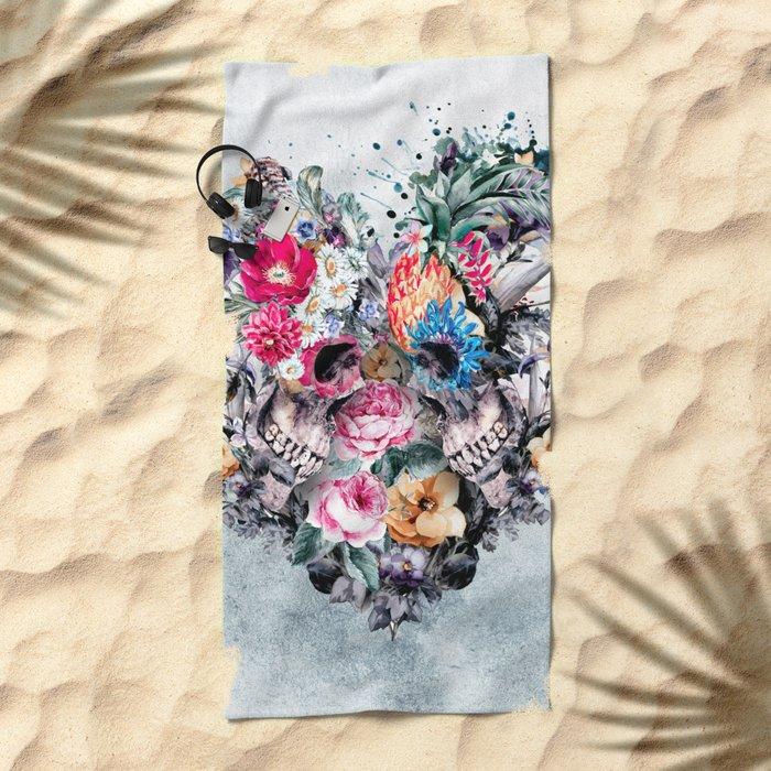 Love Forever Beach Towel