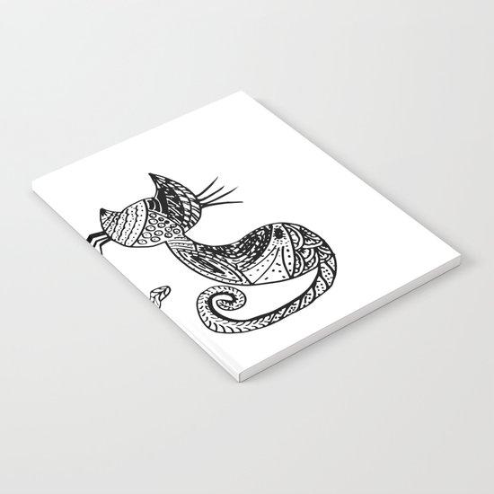 Mandala Cats Notebook