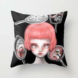 Jophiel Throw Pillow