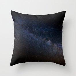 A Scar In The Sky Throw Pillow