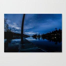 Lake Oswego Oregon Canvas Print