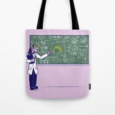 Unicorn Field Theory Tote Bag