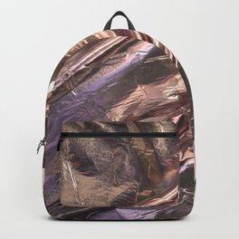 Rose Gold Foil Backpack