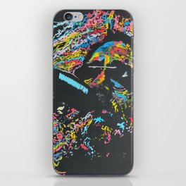 Wharf Rat iPhone Skin