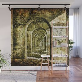 Ancient Arches Wall Mural