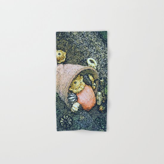 Harvest Hand & Bath Towel