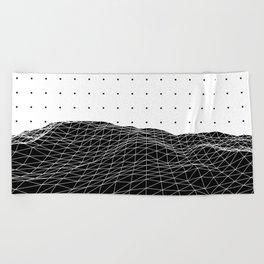 Terra Graphica Beach Towel