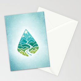 The Road Goes Ever On: Summer Stationery Cards