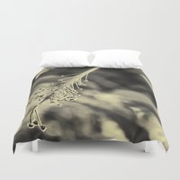 hibiscus Duvet Covers featuring Hibiscus by Fredy Mihaila