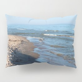 Sand Castle by the Lake Pillow Sham